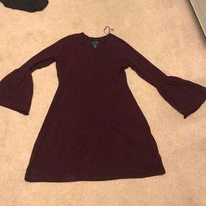 Cunthia Rowley Bell sleeve dress